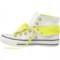 Converse 542590 fehér-sárga dupla cipő