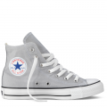 Converse 136563 világosszürke tornacipő