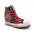 Converse 542625 blk/pink platformos tornacipő 39