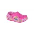 Crocs Kids Light Butterfly villogó papucs