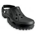 Crocs Off Road blk/blk férfi papucs