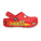 Crocs Light Cars Clog r/ed /villogós gyerek papucs 28