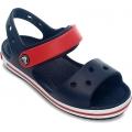 Crocs Kids/Crocband sandal/navy-red