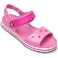 Crocs Kids/Crocband sandal/pink lemon/neon magenta