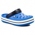 Crocs Crocband varsity blue/blk  papucs