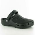 Crocs Yukon blk/blk férfi papucs