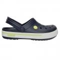 Crocs Crocband II.5 clog navy/citrus
