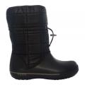 Crocs Crocband ll.5 Winter Boot blk/stone női csizma