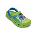Crocs Phineas & Ferb Clog /volt green