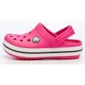 Crocs Crocband kids /fuchsia gyerek papucs