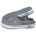 Crocs Crocband 2.5 clog charcoal/sea blue